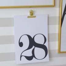 Kalender free printable