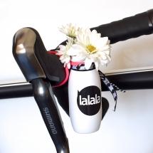 Fahrradvase, DIY, Upcycling, Blumen, Fahrrad