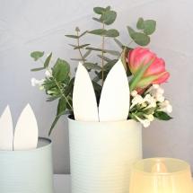 Ostern DIY Kalkfarbe Hasenohren Hasen Upcycling2
